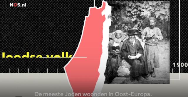 meeste joden oost-europa